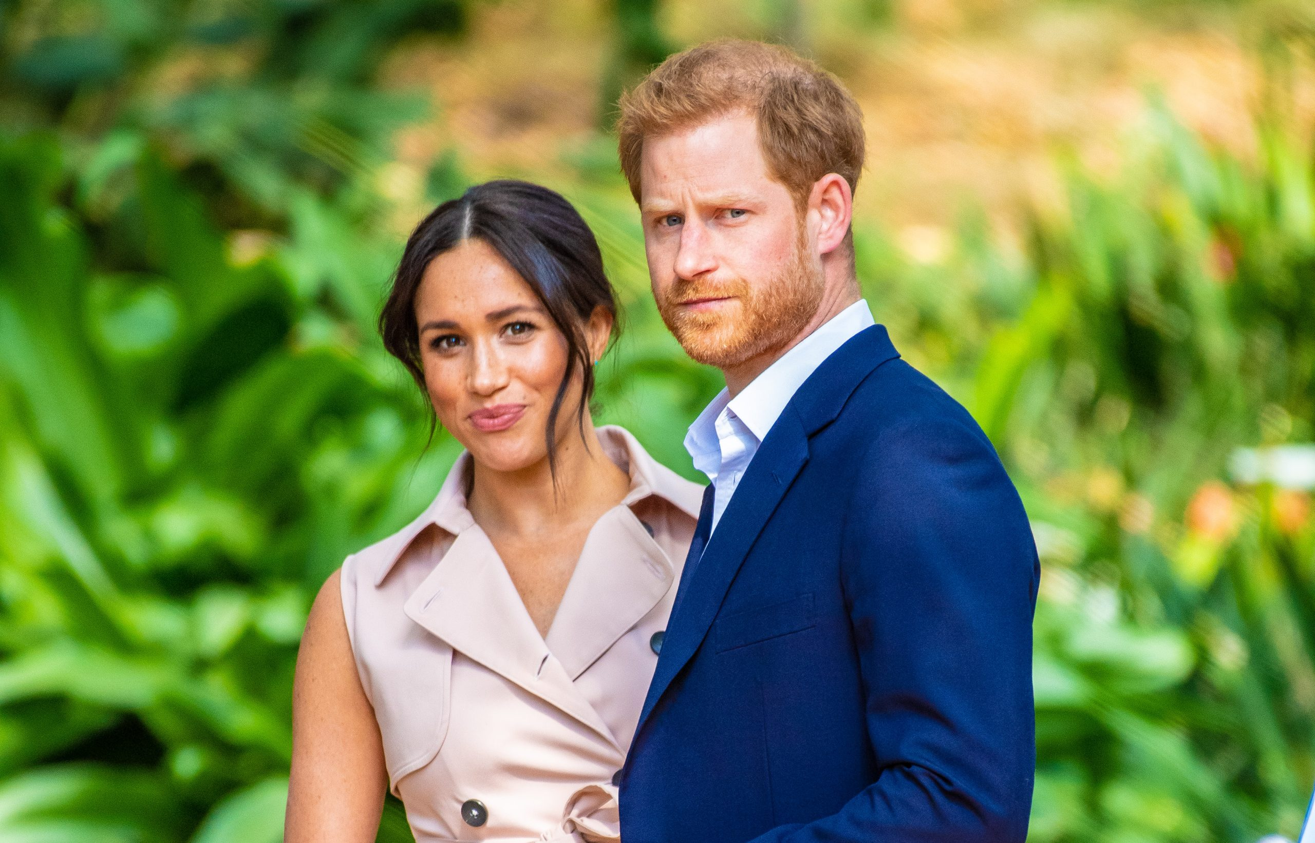 Prince Harry 'in talks with US bank as he and Meghan set to cash in on corporate deals'