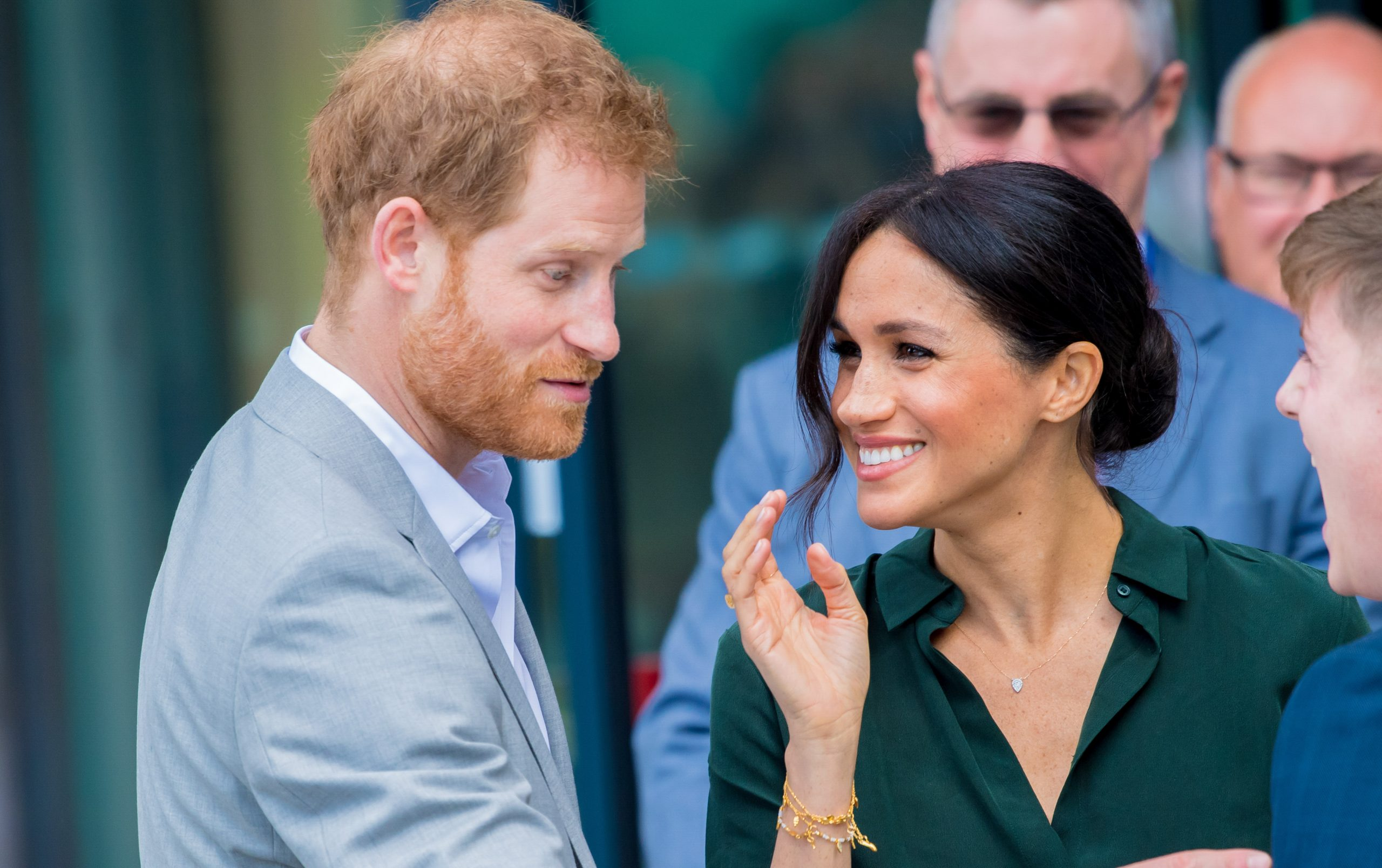 Prince Harry 'in million-pound talks' with US bank as he and Meghan are set to cash in on corporate deals