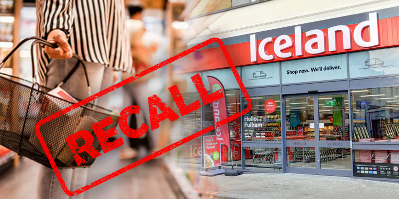 Frozen food giant Iceland recalls Chinese banquet ready meal over serious allergy fears
