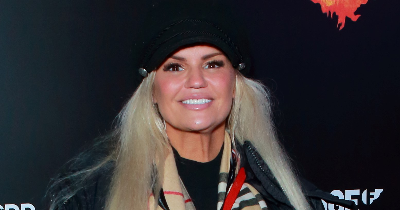 Kerry Katona vows to 'better herself' as she trains to be a life coach