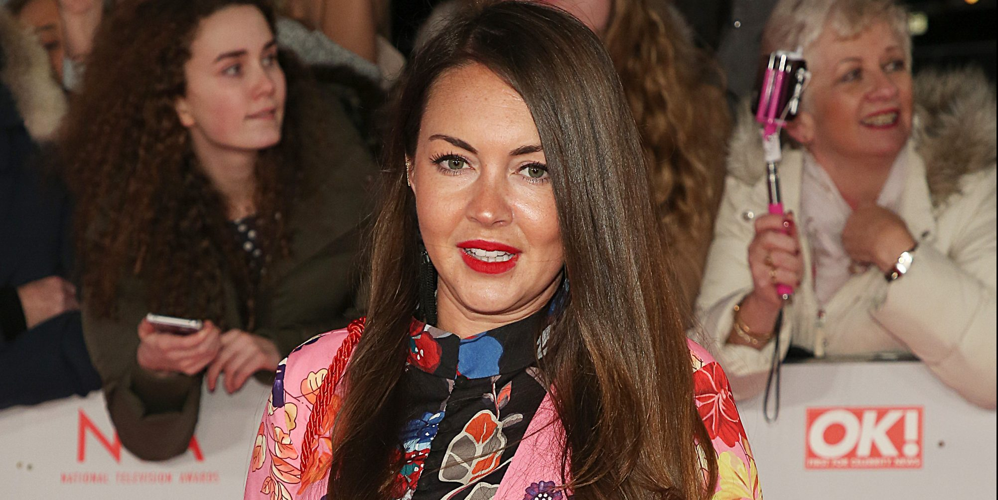 EastEnders' Lacey Turner shares bump photo seven months after birth of daughter