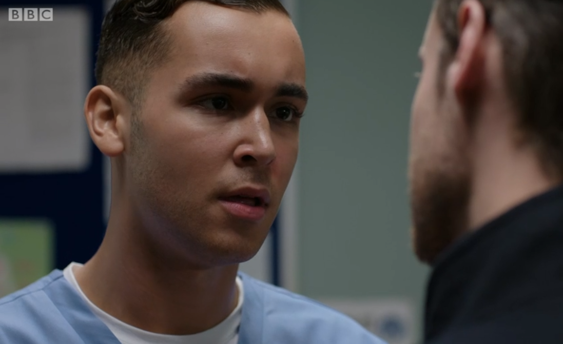Casualty writer hits back as BBC confirms gay-kiss scene provoked over 100 complaints