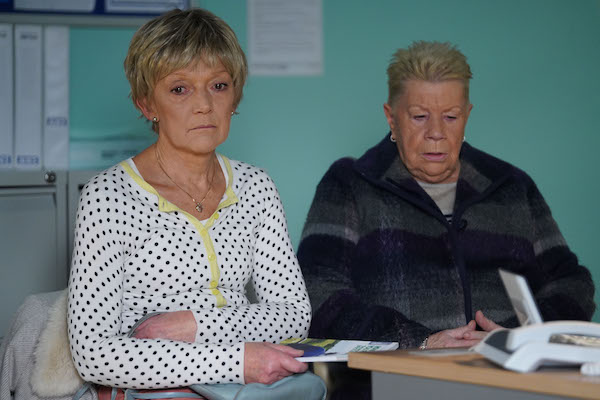 EastEnders SPOILERS: Jean gets a shock while spending time with Daniel