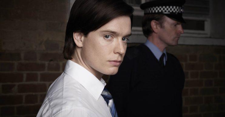 Freddie Fox portrayed Jeremy Bamber in ITV1's White House Farm (Credit: ITV1)