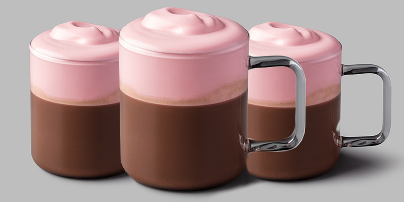 Starbucks' pink Berry Hot Chocolate is 'oddly amazing' and 'tastes just like Angel Delight'