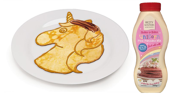 Asda shoppers delighted with 'amazing' £15 set that lets you make your own unicorn pancakes