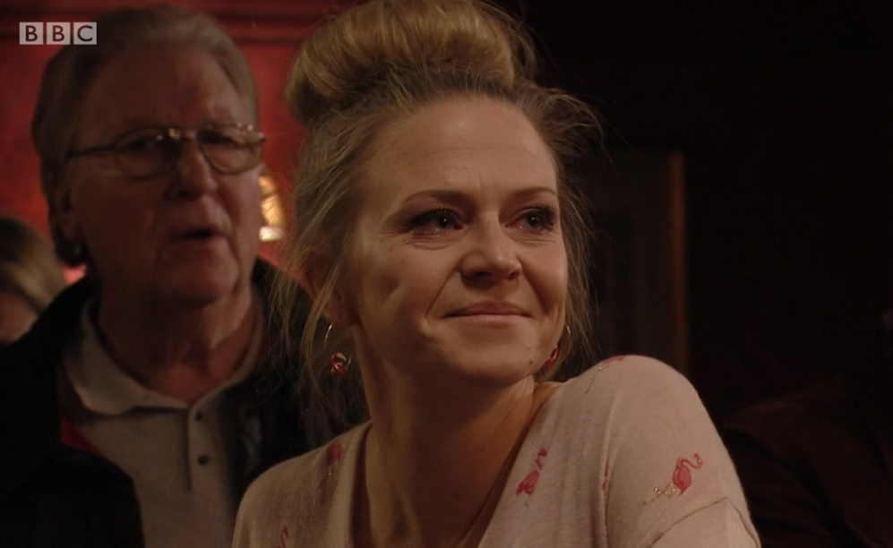 EastEnders fans hail soap as 'at its best' following Linda's humiliating Vic outburst
