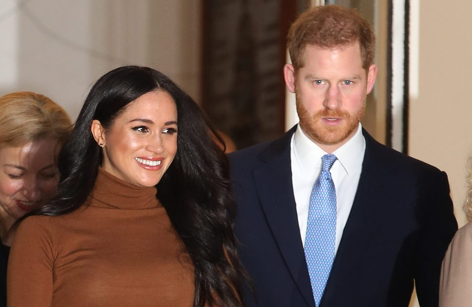 Meghan Markle and Prince Harry reportedly axe all 15 UK staff