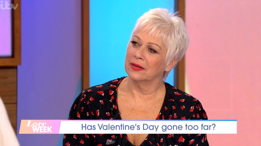 Loose Women's Denise surprises husband with romantic poem live on air