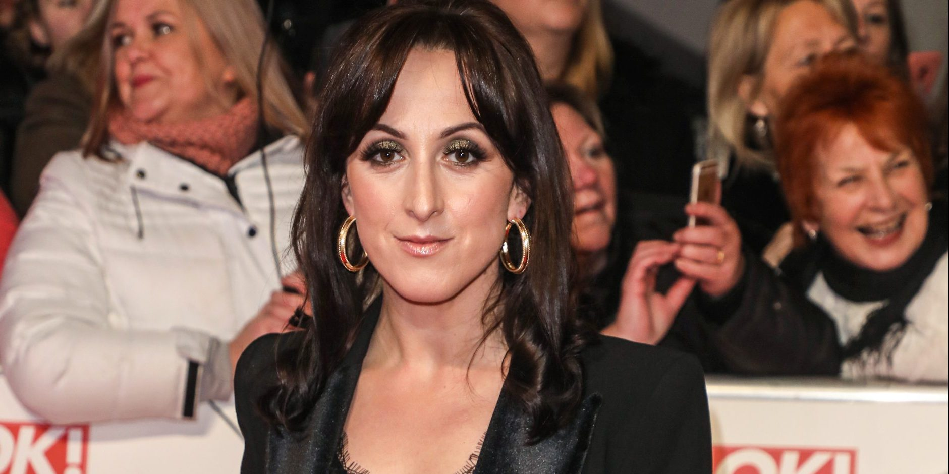 Fans say Natalie Cassidy and fiancé Marc Humphreys are 'adorable' as she posts date night picture