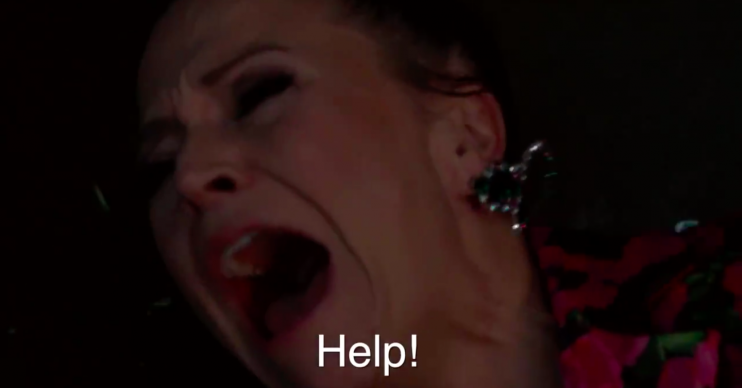 EastEnders trailer shows Linda trapped underwater for death episodes