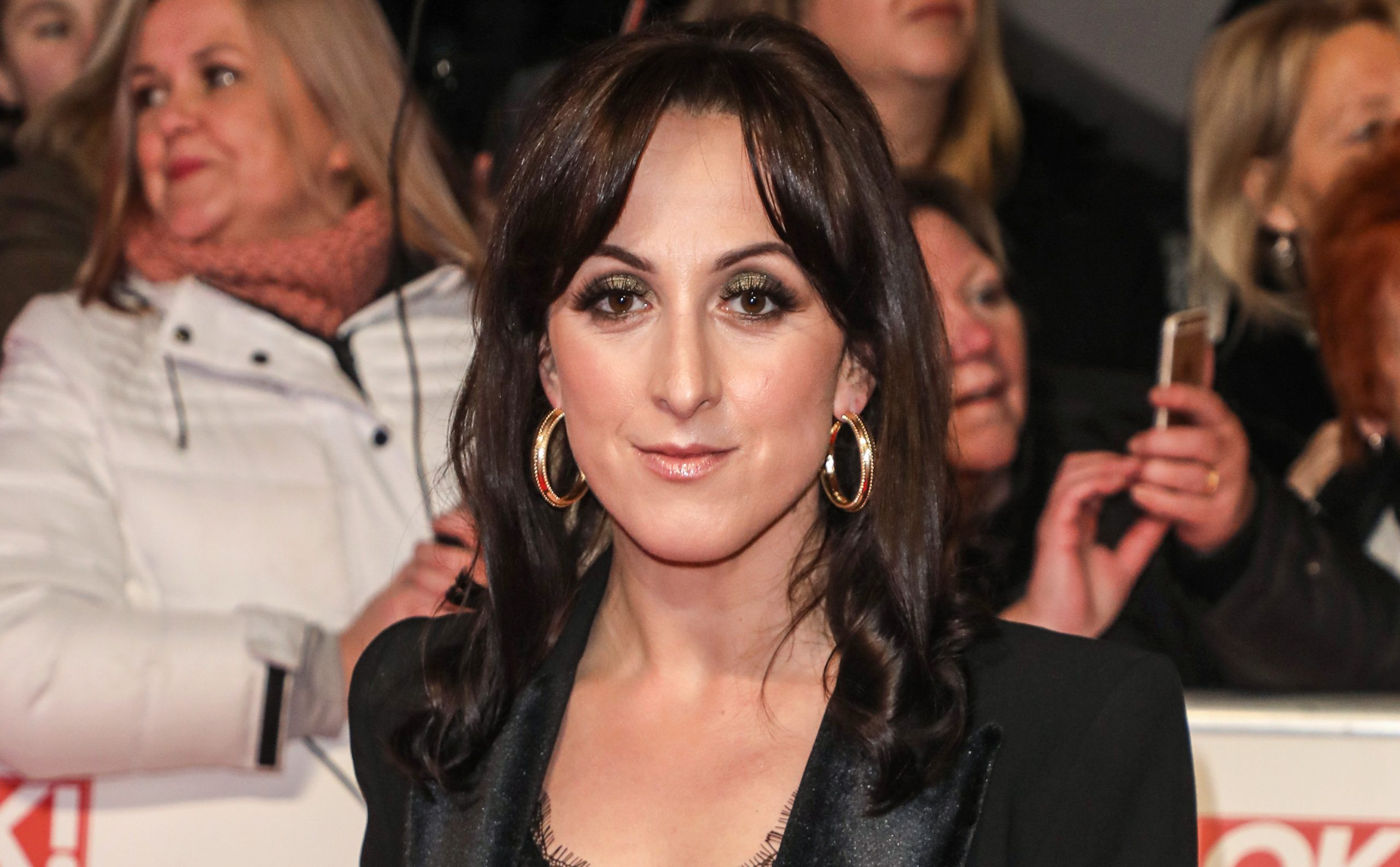 Natalie Cassidy says she's 'at ease' with her weight after slimming down to size 10