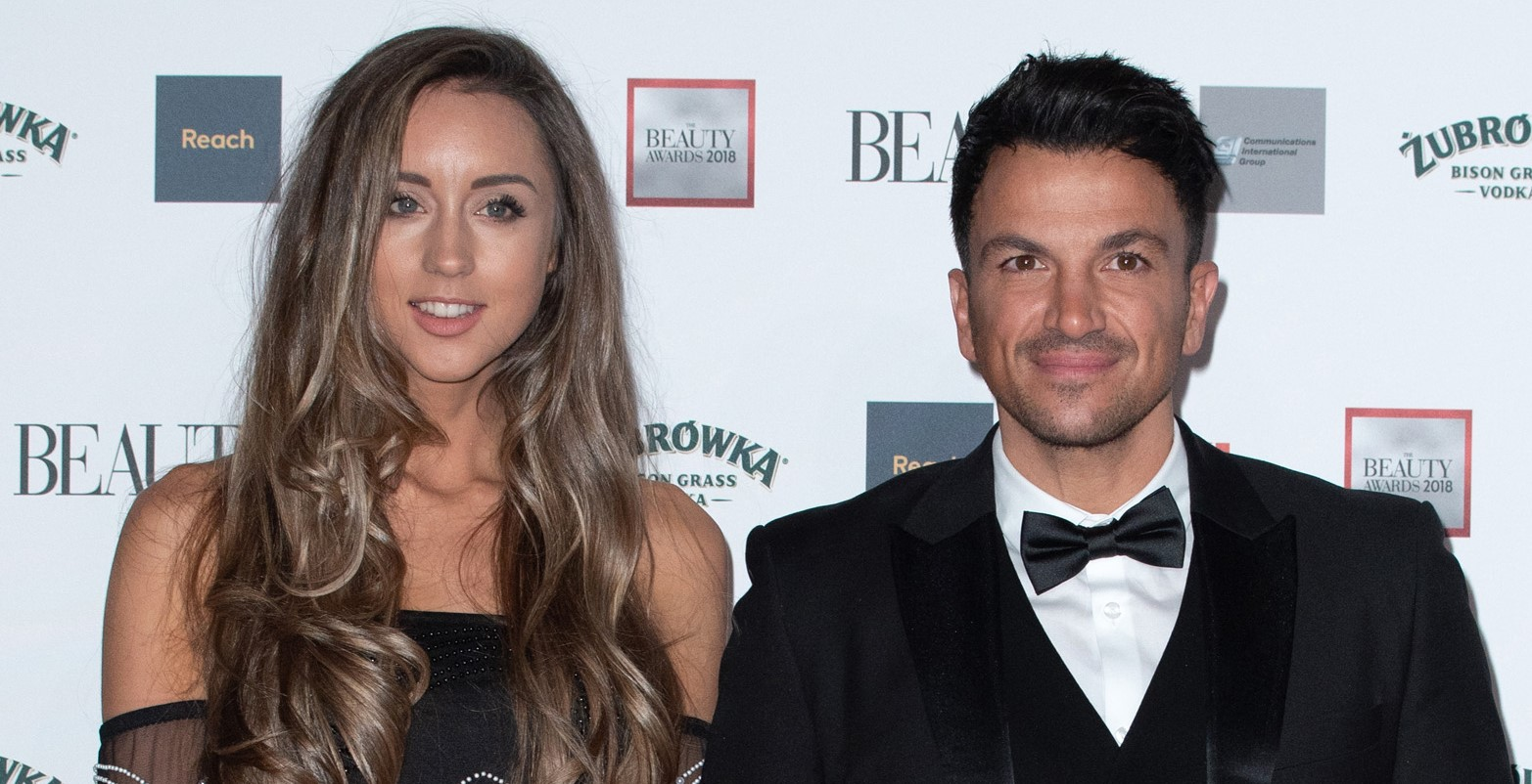 Peter Andre reveals awkward blunder he made to wife on Valentine's Day