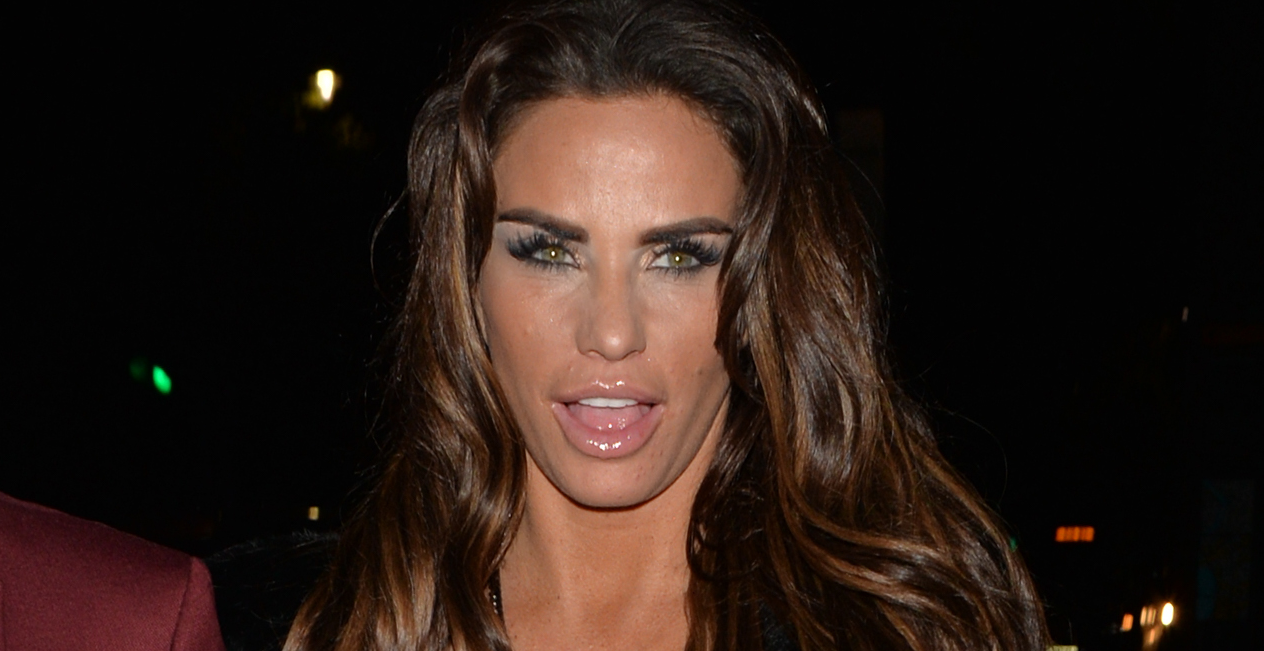Katie Price reportedly spends Valentine's Day with wealthy businessman