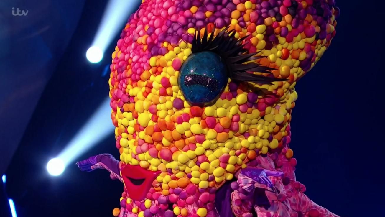 The Masked Singer final: Katherine Jenkins revealed as Octopus