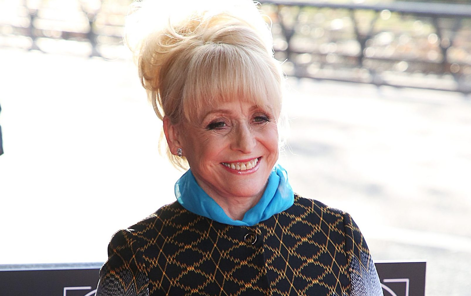 Barbara Windsor 'remembers working behind the bar' in the Queen Vic