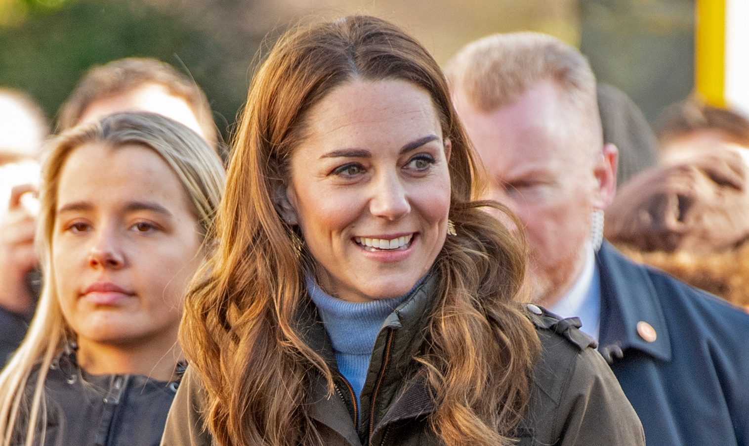 Kate Middleton says she 'enjoyed labor' thanks to 'hypnobirth'