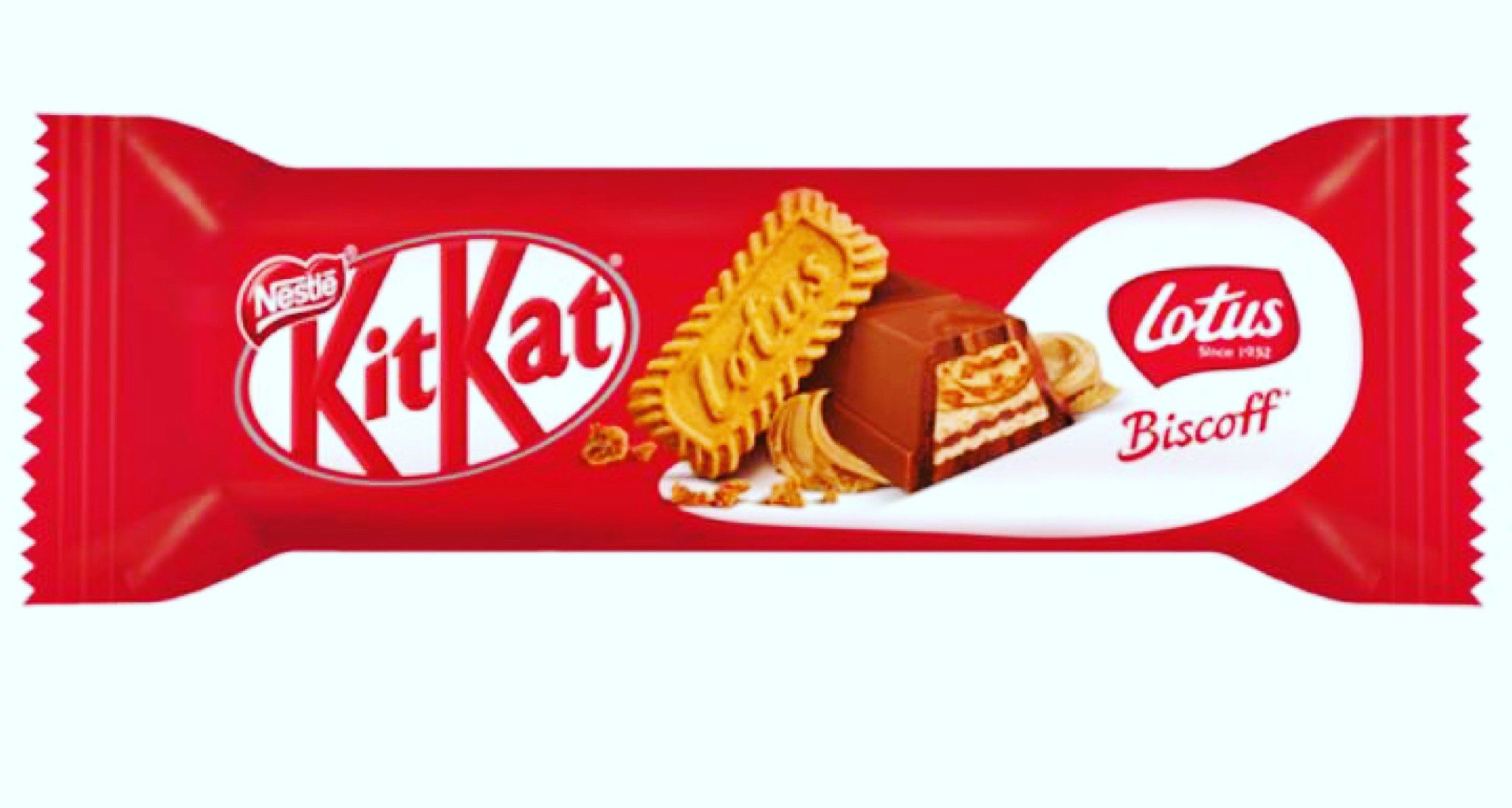 Mini Biscoff KitKats are available to buy in the UK and chocoholics say they're a 'dream come true'