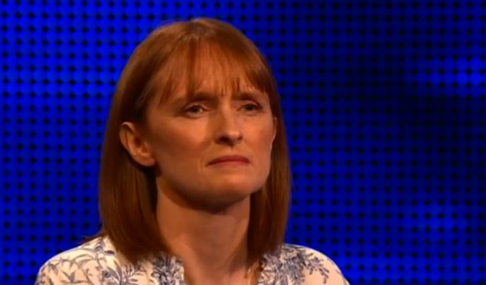Roberta on The Chase