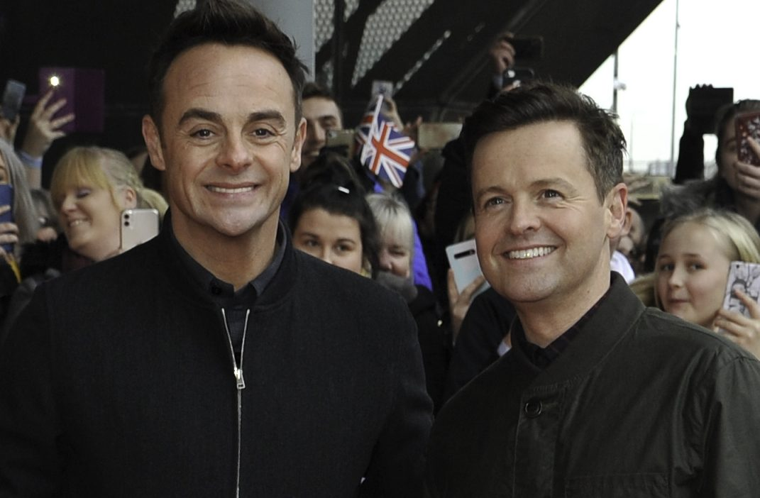 Ant McPartlin and Dec Donnelly want to make their own sitcom