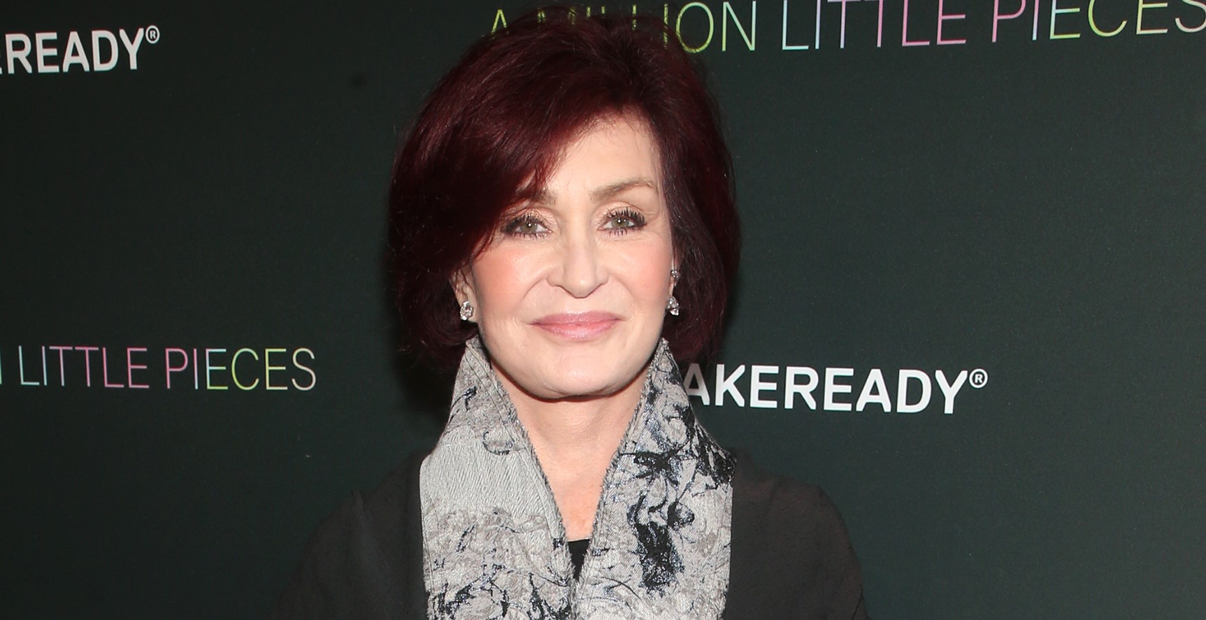 Sharon Osbourne Trades Signature Red Hair for White Hair After 18 Years