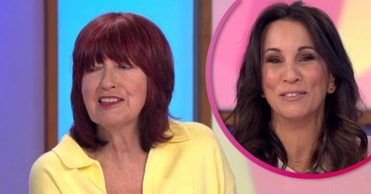 Janet Street Porter and Andrea McLean
