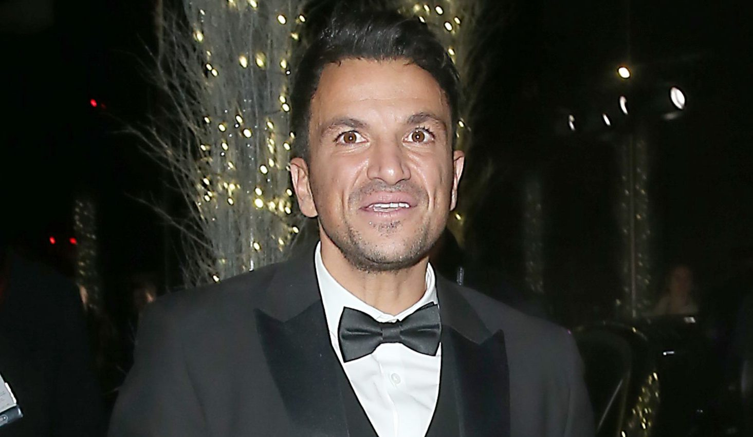 Peter Andre reveals his fears doctor wife Emily will get coronavirus