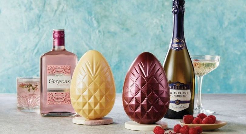 Aldi is selling gin and prosecco-infused Easter eggs and they cost just £5