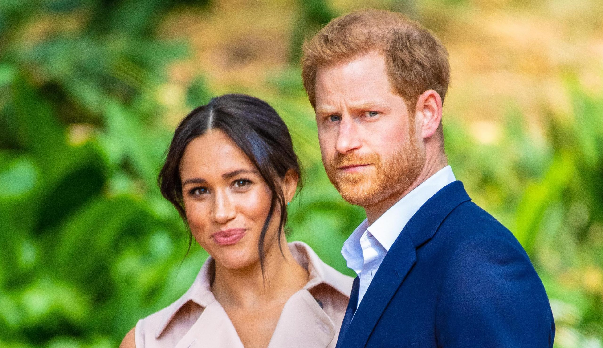 The Queen 'bans Meghan and Harry from using the Sussex Royal brand'