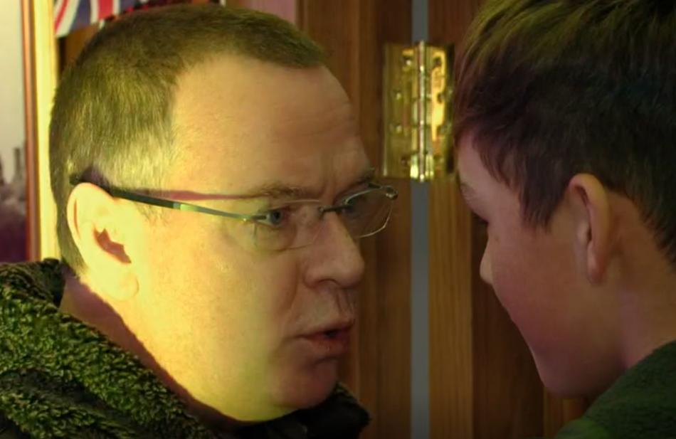 EastEnders viewers disgusted as Ian Beale 'leaves Dennis to die'