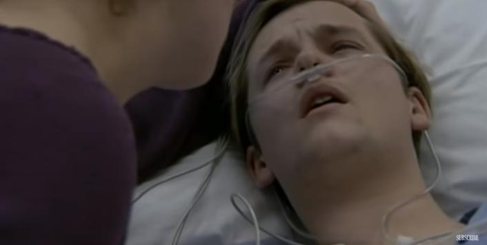 EastEnders Jamie Mitchell dies credit BBC YouTube