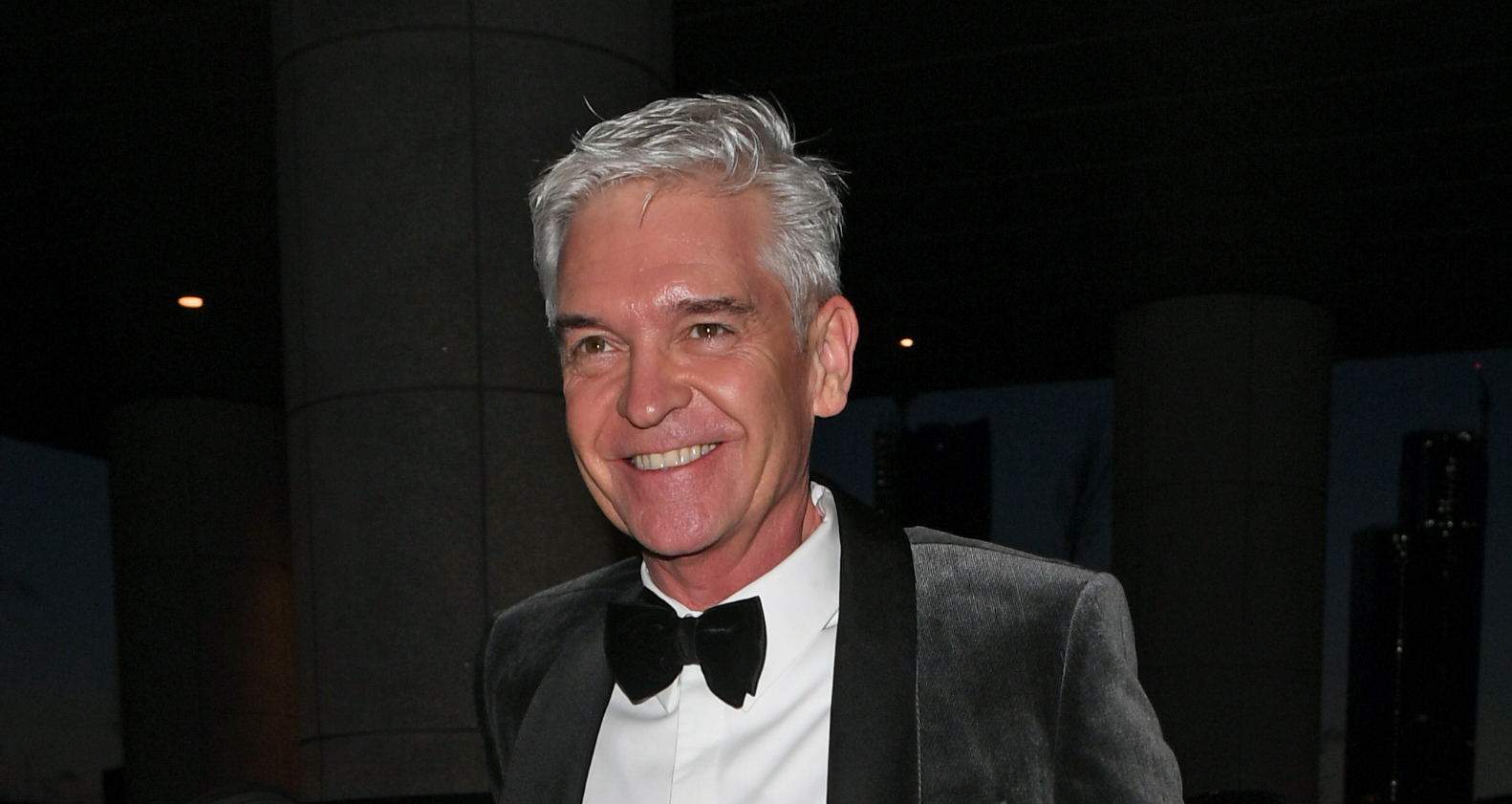 Phillip Schofield returns to social media to share message with fans