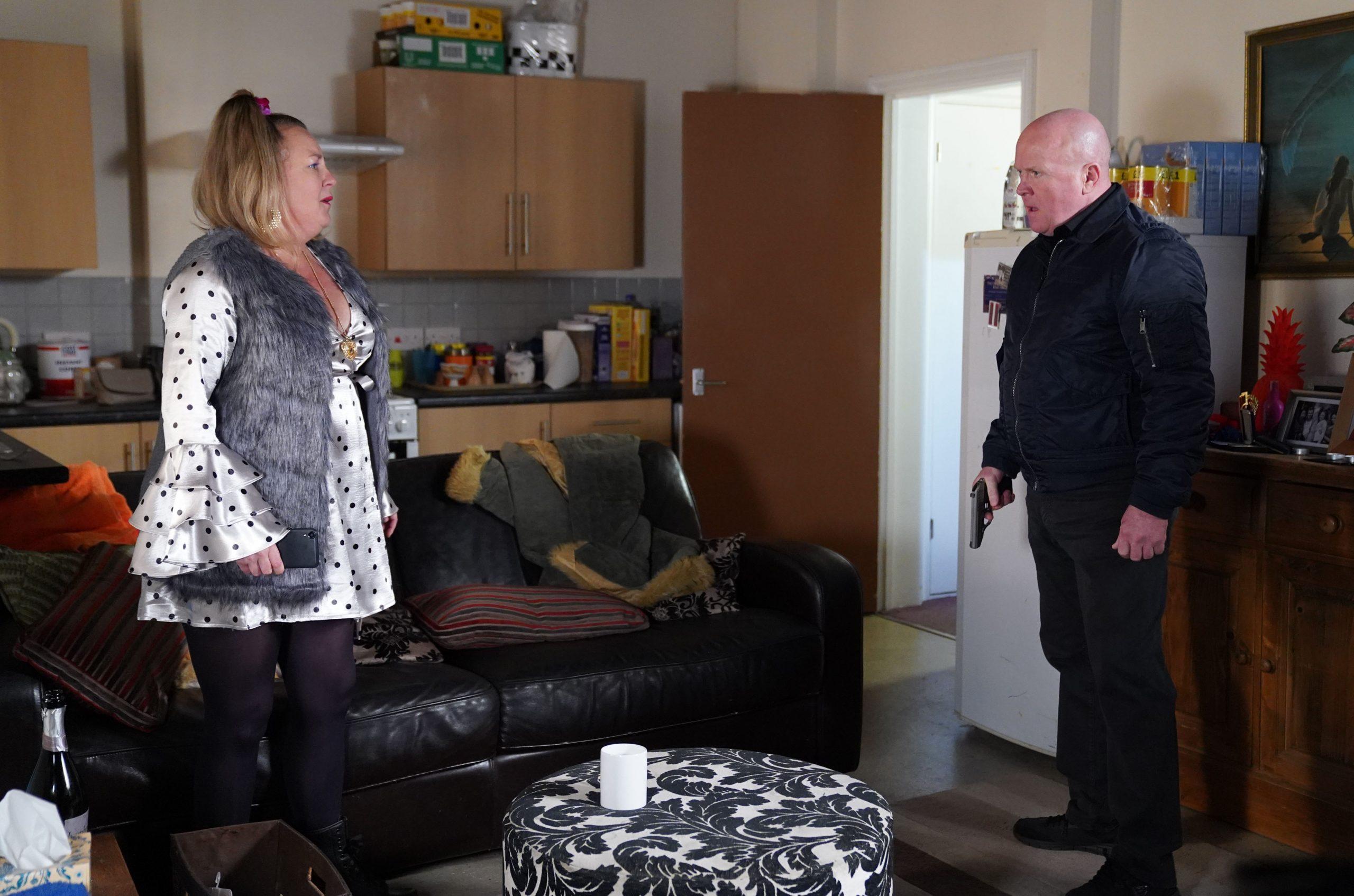 EastEnders SPOILERS: Phil and Ben take revenge