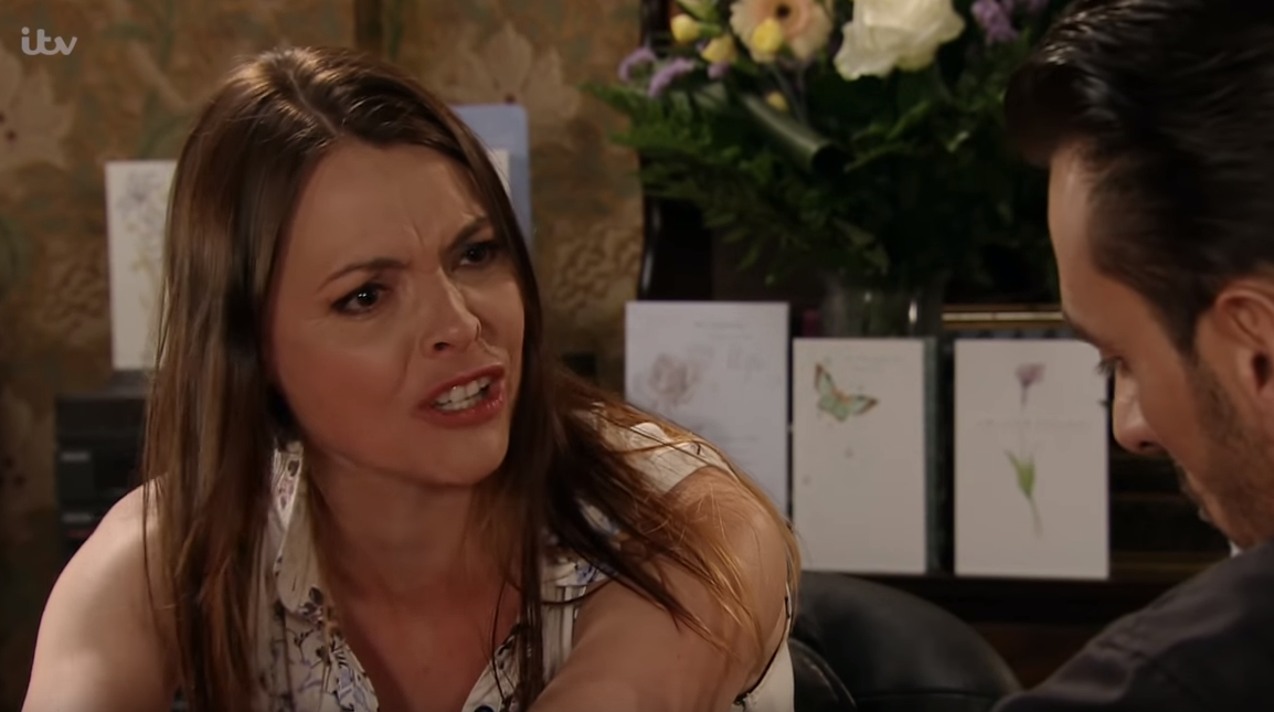 Coronation Street SPOILERS: Tracy and Peter fight it out for No.1