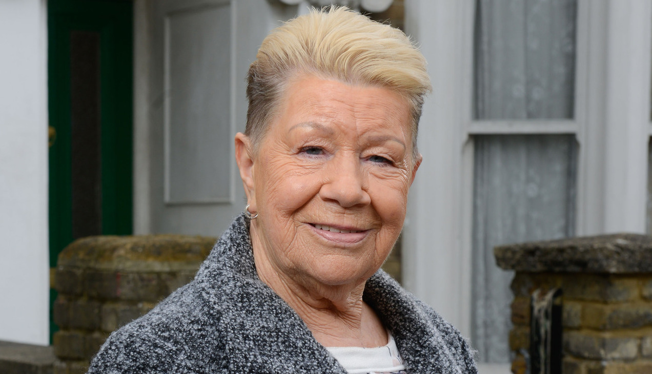 EastEnders co-stars call Laila Morse 'Mo' because they're so simillar