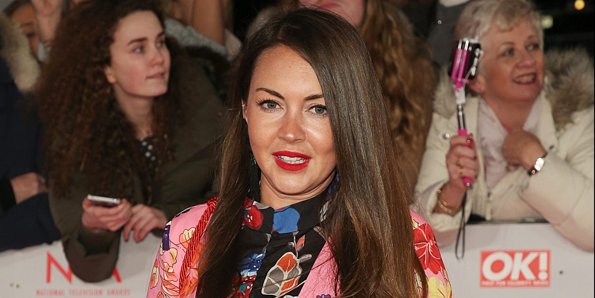 EastEnders' Lacey Turner 'couldn't allow herself to be excited' during pregnancy