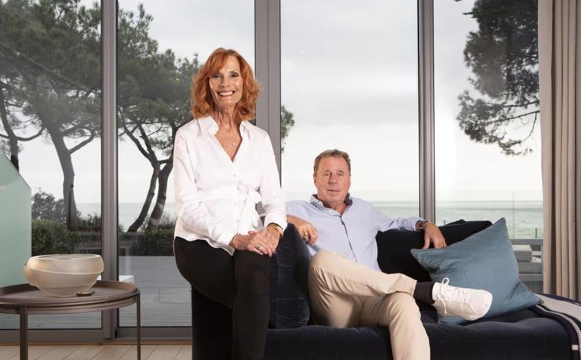 Harry Redknapp's Sandbanks: Harry and Sandra's enduring love steals the show