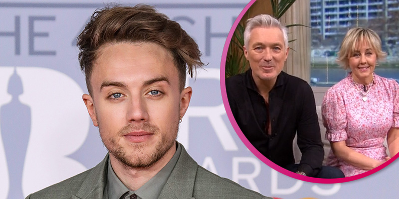 Roman Kemp horrified as his parents discuss toe-sucking on This Morning