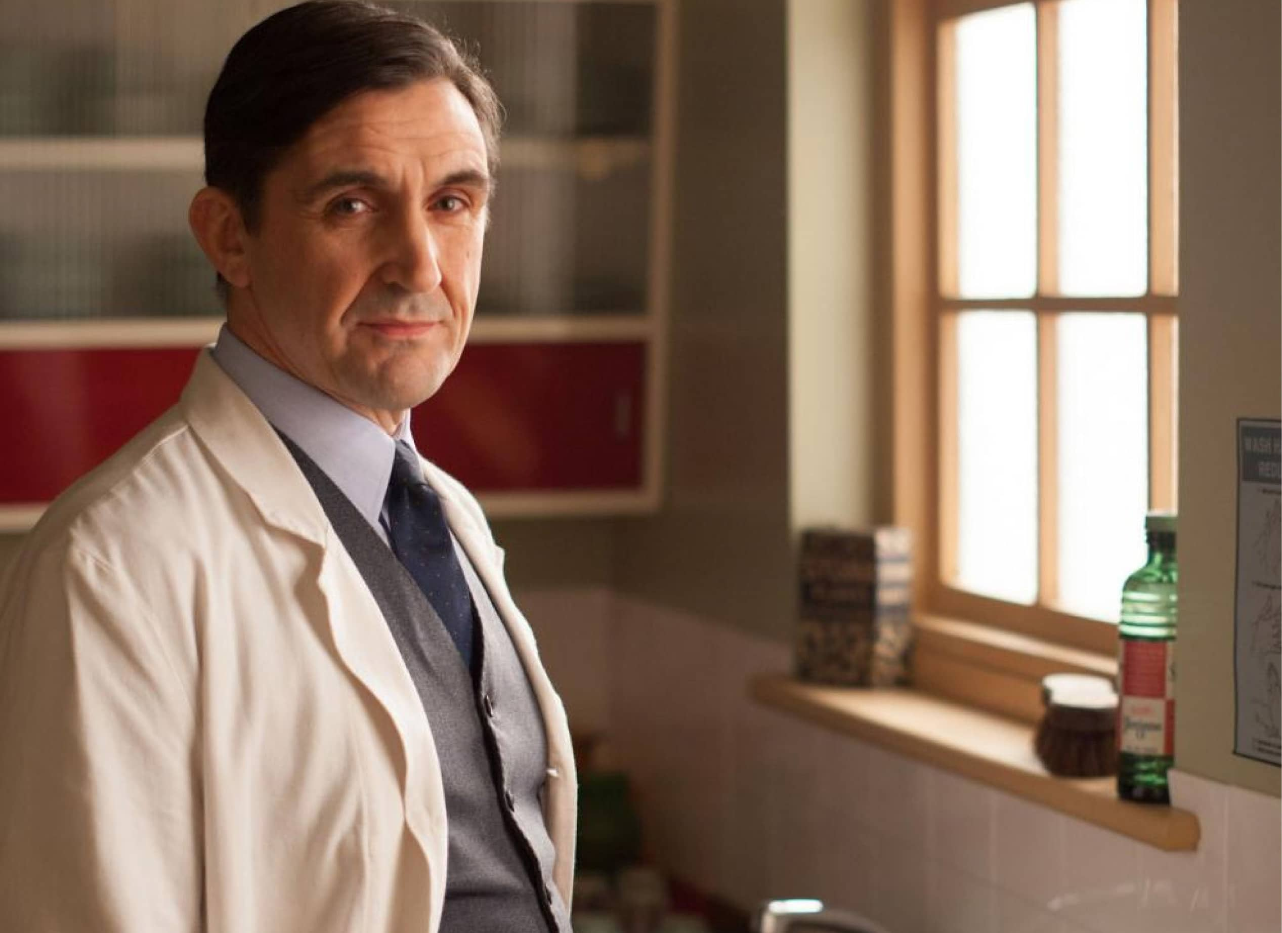 Call The Midwife fans fear the worst as star Stephen McGann hints at finale tragedy
