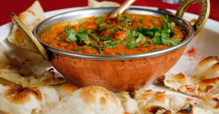 Curry, Indian food