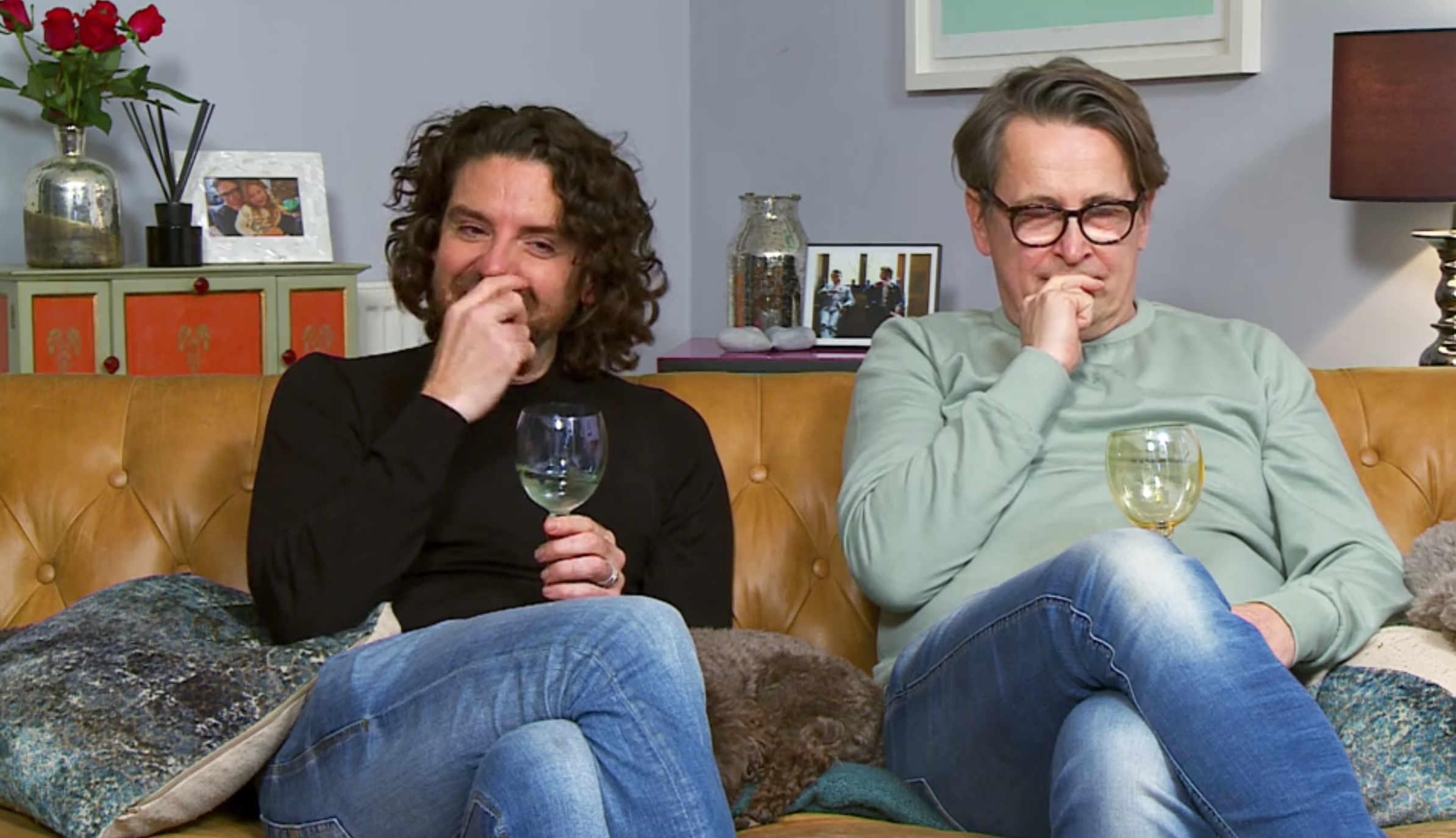 Gogglebox: Viewers divided over Stephen's vagina comment
