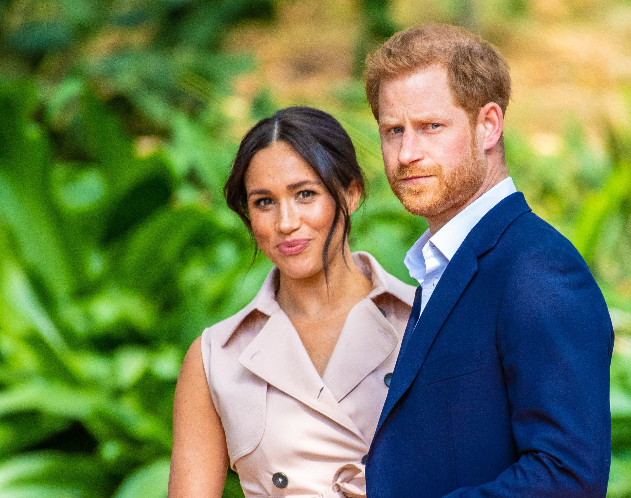 Meghan and Harry break silence on losing Sussex Royal brand