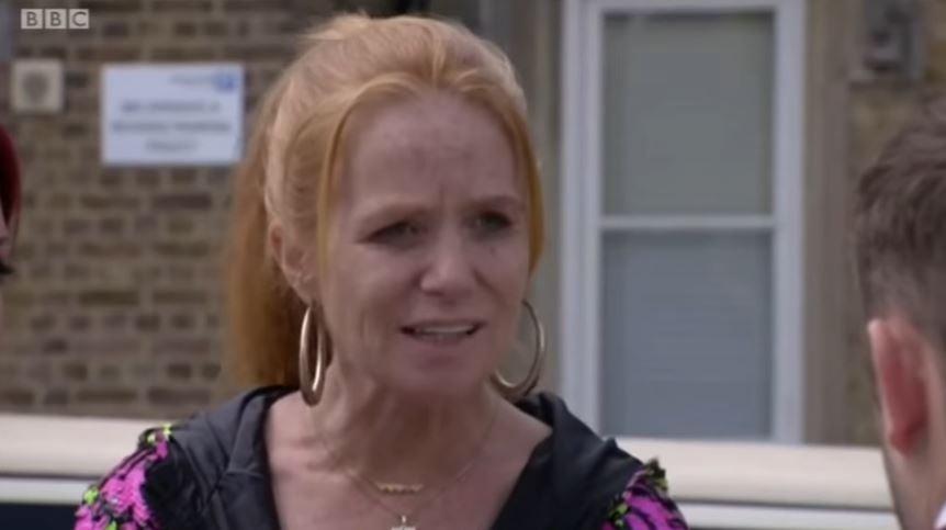 Patsy Palmer as Bianca in EastEnders