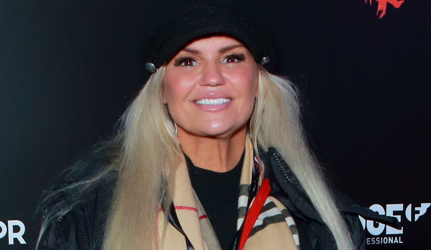 Kerry Katona admits she's reached 'a bit of a low' amidst war of words with Fathers4Justice