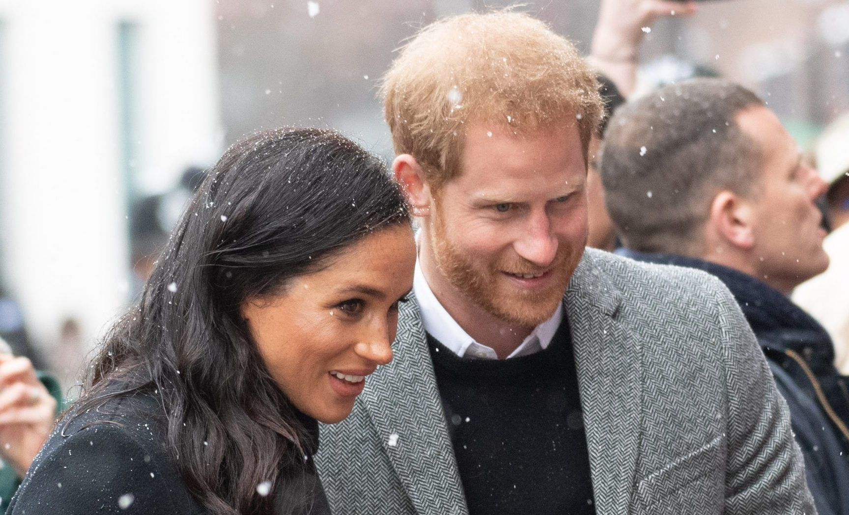 Prince Harry and Meghan Markle will require 'effective security' after quitting as senior royals