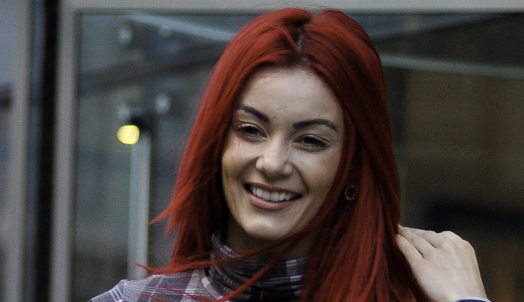 Strictly's Dianne Buswell wows fans with stunning hair transformation