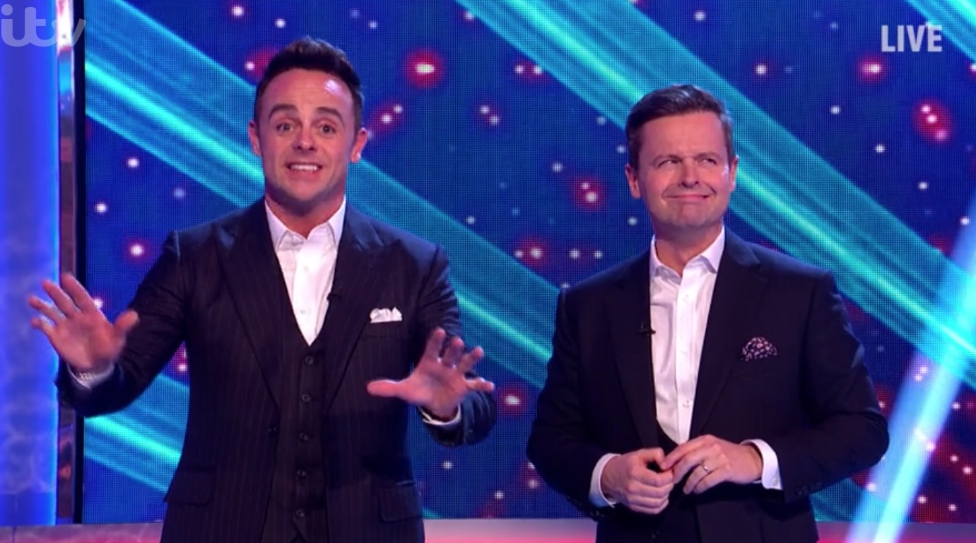 Saturday Night Takeaway: Ant and Dec shock as audience LAUGHS during tragic family story