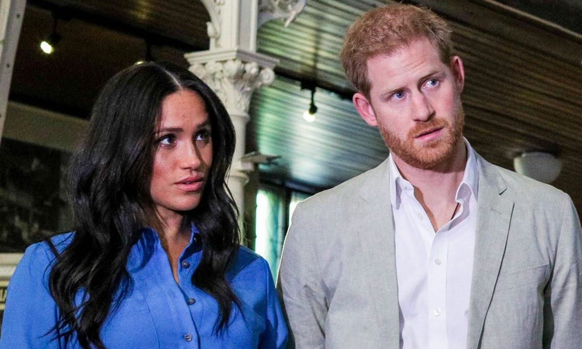 Meghan Markle and Prince Harry's statement 'took sly dig at Beatrice and Eugenie', expert claims
