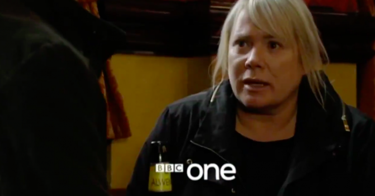 EastEnders trailer shows Sharon Mitchell confronting Ian Beale