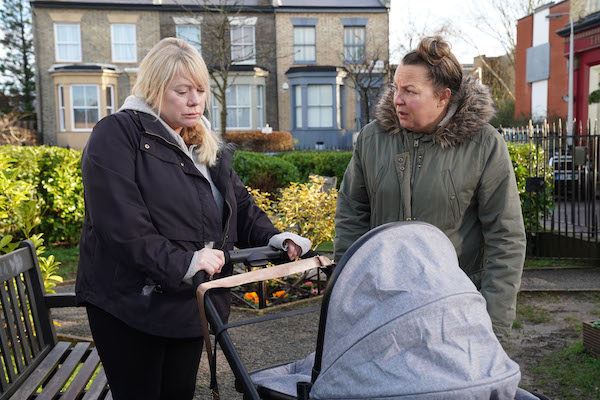 Which days is EastEnders on this week?